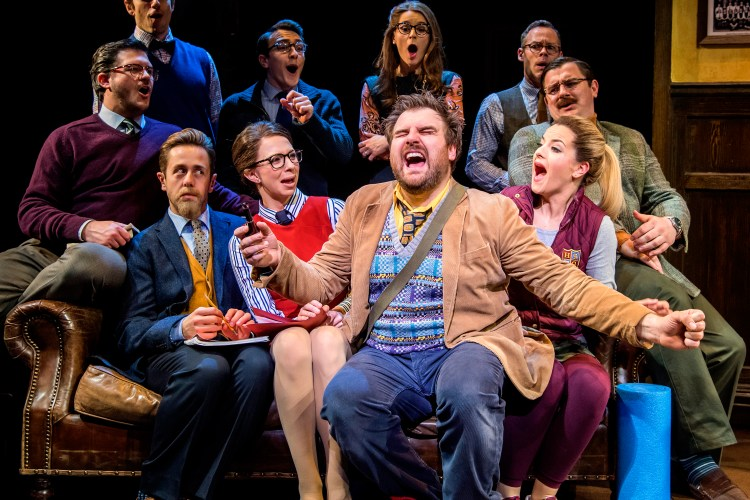 School of Rock at the Gillian Lynne Theatre in London's West End