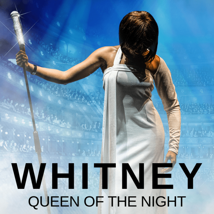 whitney queen of the night at the savoy theatre in London's West End