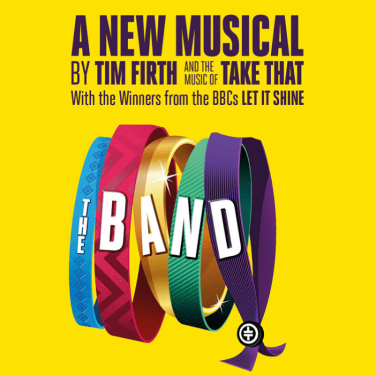 The Band at the Theatre Royal Haymarket