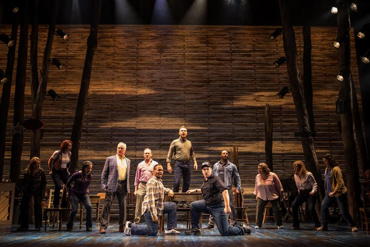 Come From Away at the Phoenix Theatre in London's West End