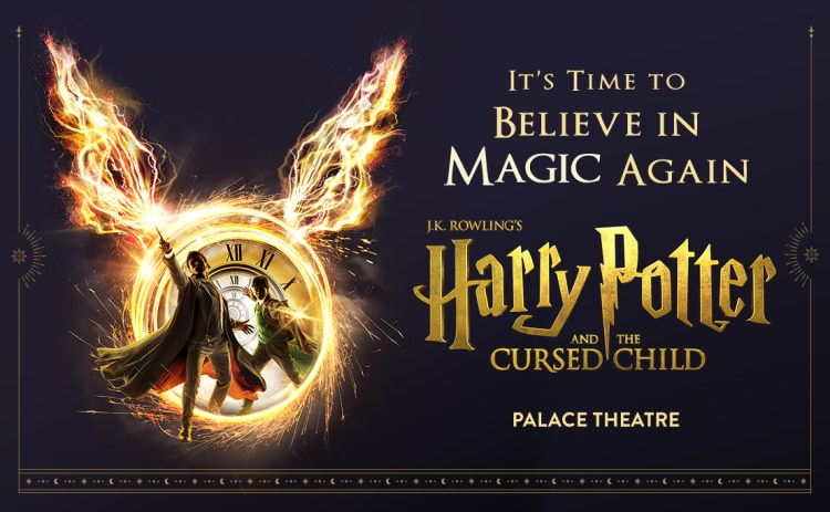 Harry Potter and the Cursed Child is coming back to London's West End at the Palace Theatre