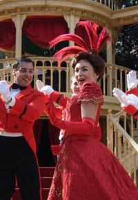 Hello Dolly Regents Park Open Air Theatre 3