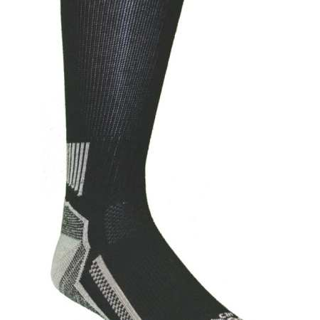 Carhartt Force® Performance Work Crew Sock schwarz