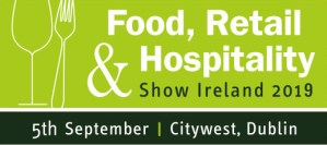 Food, Retail & Hospitality Show 2019 advertising banner