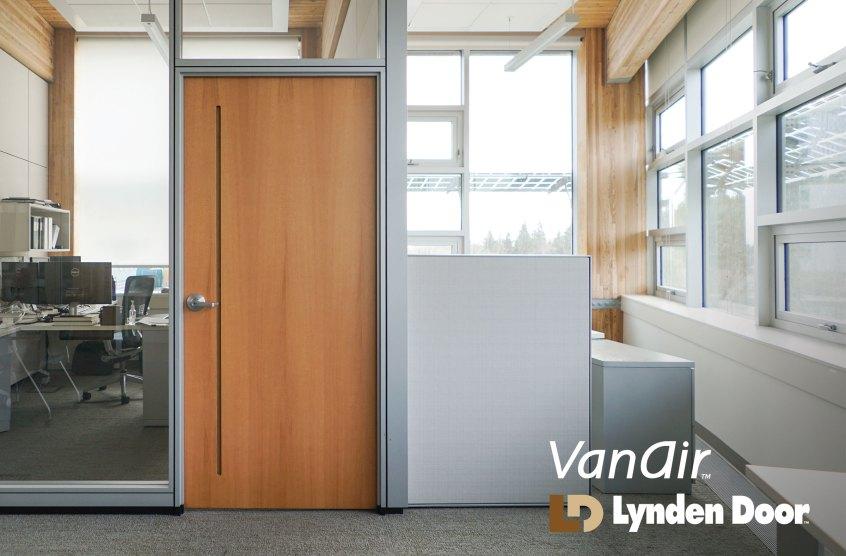 The New VanAir Door by Lynden