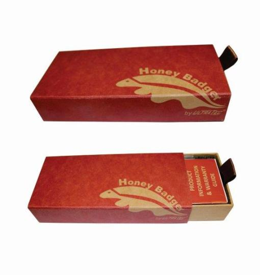 Honey Badger Knife Western Active Gift Box Only