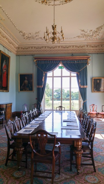 Hylands House - Library