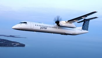 Porter Airlines De Havilland Dash 8-400