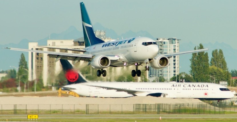 Westjet and Air Canada have come under fire from people demanding a refund for their cancelled flight due to COVID.