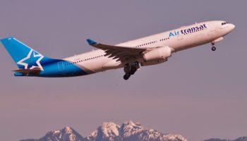 Air Canada Transat takeover
