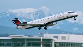 Edmonton air service