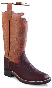 Pungo Ridge - Old West Children's Stove Pipe Boots ...