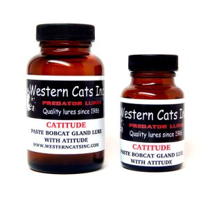 Western Cats Catitude Lure