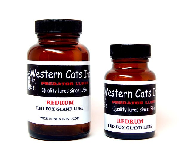 Western Cats Redrum Lure