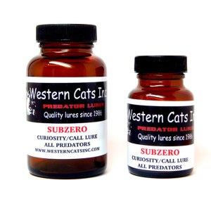 Western Cats Subzero Lure