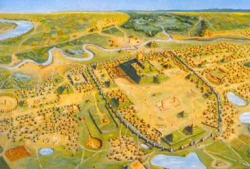 Cahokia illustration