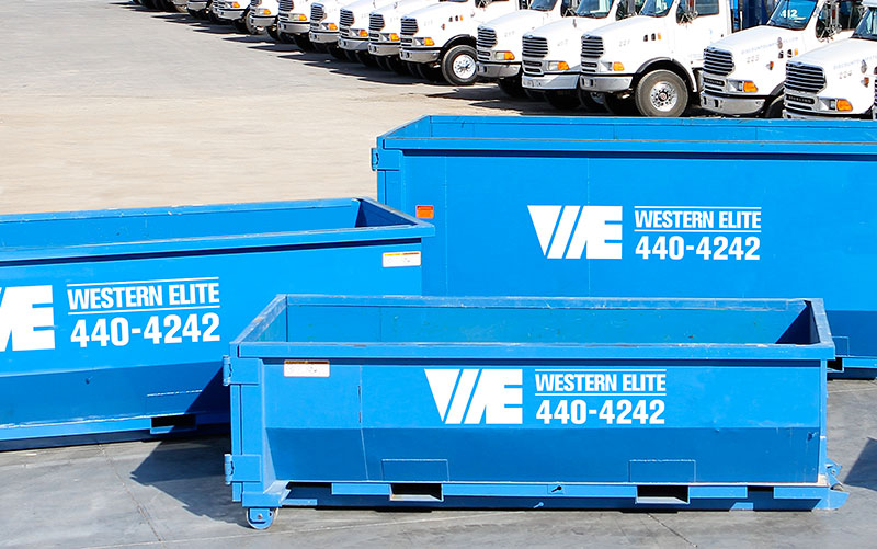 we dumpster options