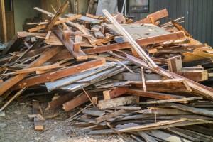 construction demolition materials