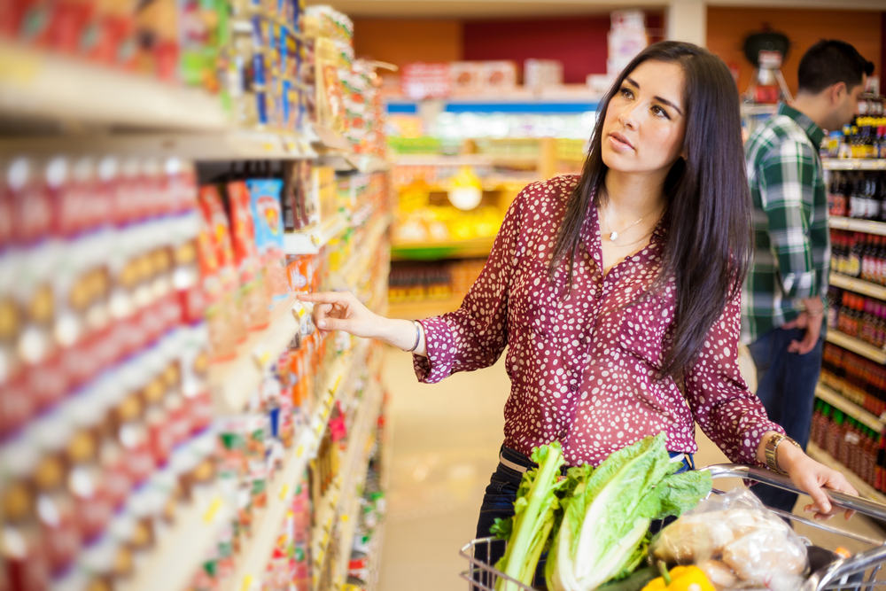 Three Steps for Sustainable Grocery Shopping