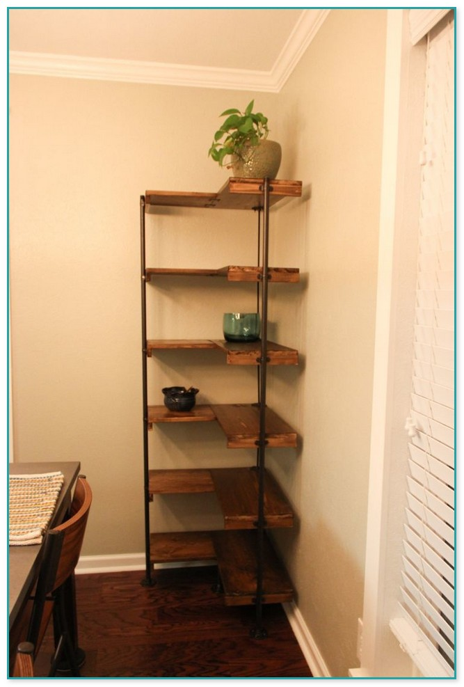 Corner Tv Wall Mounts With Shelves