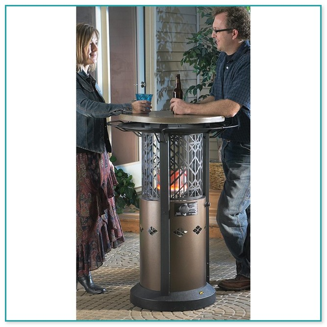 Mosaic Electric Patio Heater