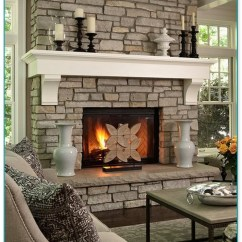 Kitchen Compost Container Ceiling Lighting Fixtures How To Decorate A Stone Fireplace Mantel