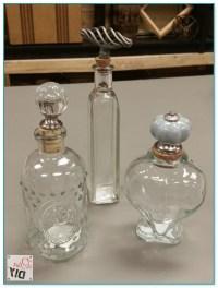 Decorative Plastic Shampoo Bottles