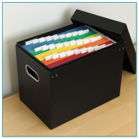Filing Boxes Decorative & How To Organize A Kitchen U0026 ...