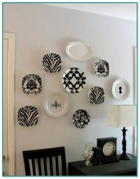 Decorative Paper Plates Party Supplies