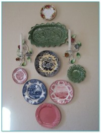 Decorative Plate Hangers For Wall