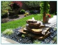 Natural Stone Garden Fountains