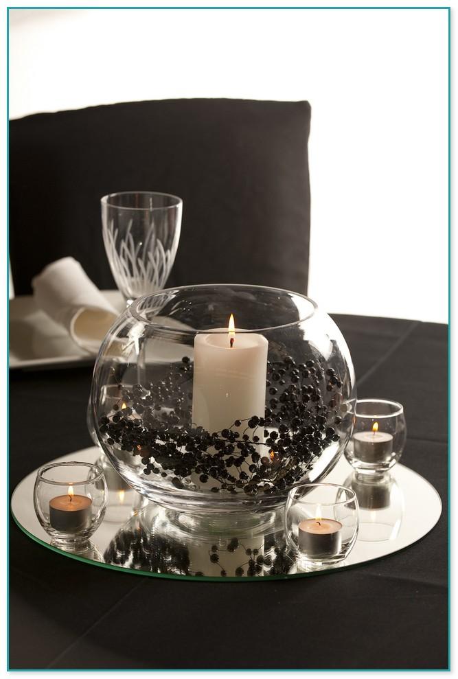 Clear Glass Vase Decoration Ideas ... & Glass Bowl Decoration Ideas - Elitflat