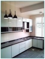 Best Aluminium Kitchen Cabinet Design Malaysia