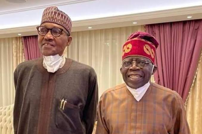 How Buhari Visited Ailing Ex-Lagos Governor, Tinubu In Corruption-tainted London Villa Acquired By Osun Governor, Oyetola