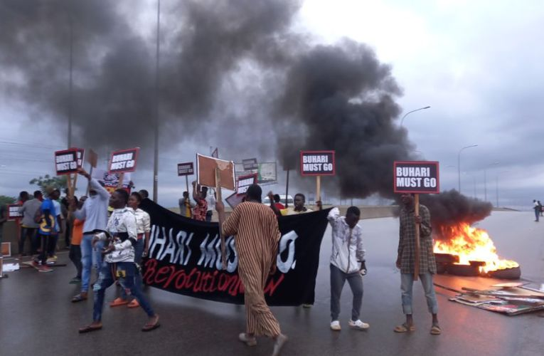 Human Rights Group, CORE Demands Release Of Arrested 'October 1' Protesters In Abuja
