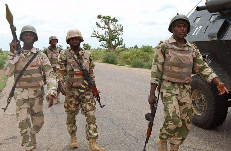 No Hiding Place For Criminals – Nigerian Army Begins 'Golden Dawn' In Abia, Distributes Books