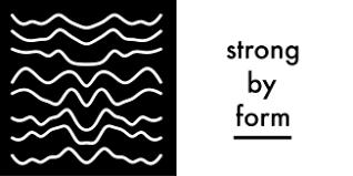 Strong by Form Logo