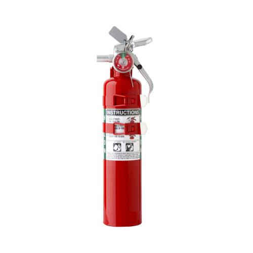 2.5# Halon Fire Extinguisher