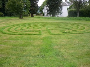 Comrie labyrinth