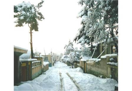 Snow of Kabul - Karte Parwan.