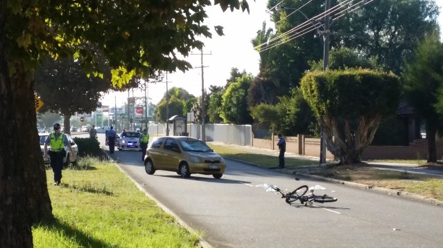 The Riverton crash scene.