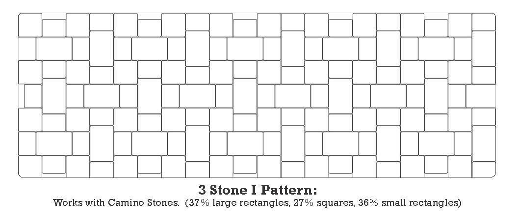 3 Stone I Pattern