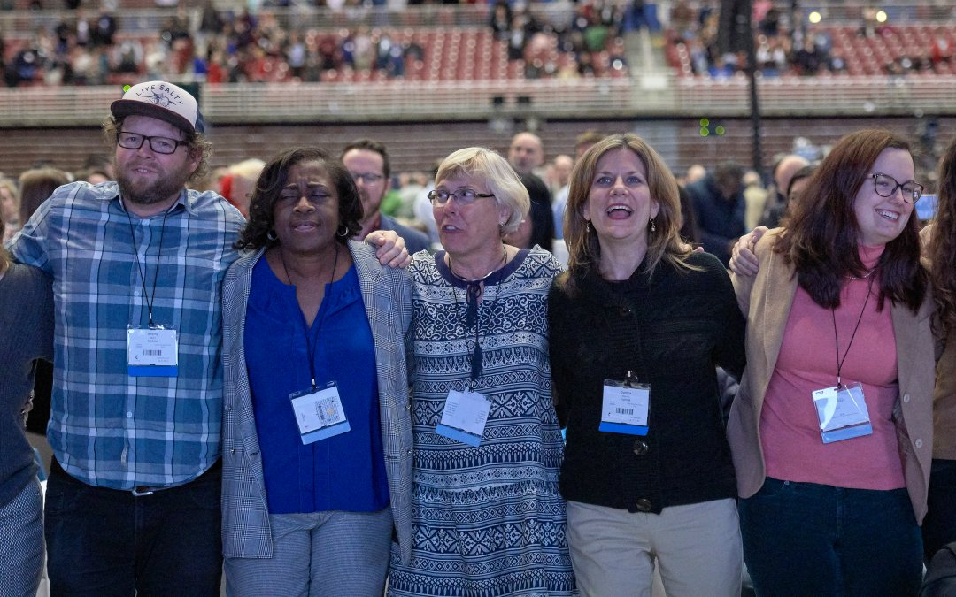 United Methodists urged to unite as 2019 General Conference convenes