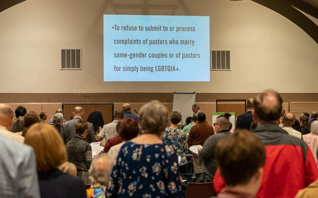 Theological Declaration Affirmed at the Western Jurisdiction Fresh UMC Summit