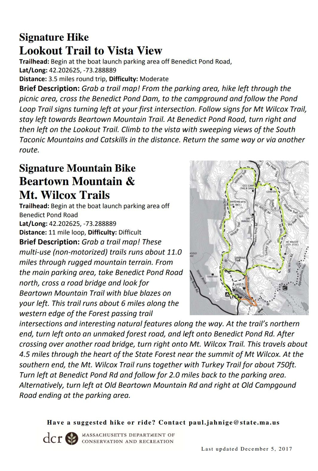 beartown trails