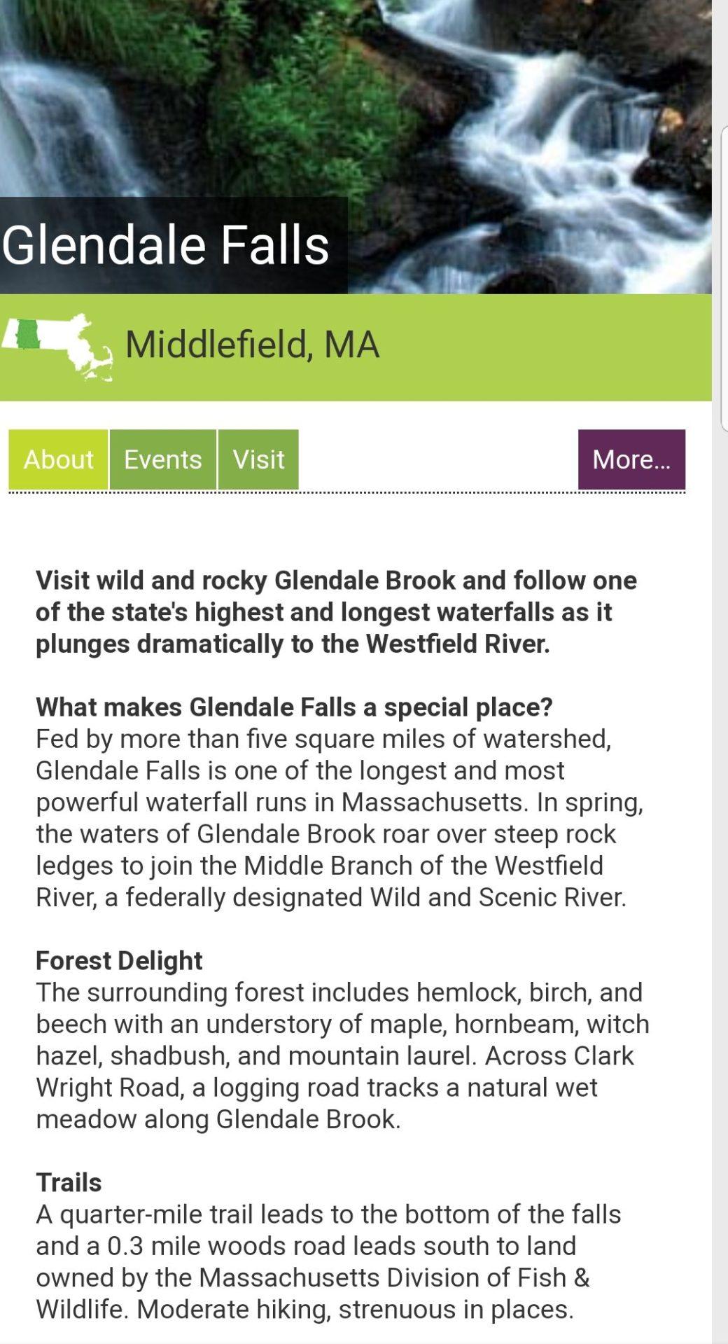 Glendale Falls Trustees