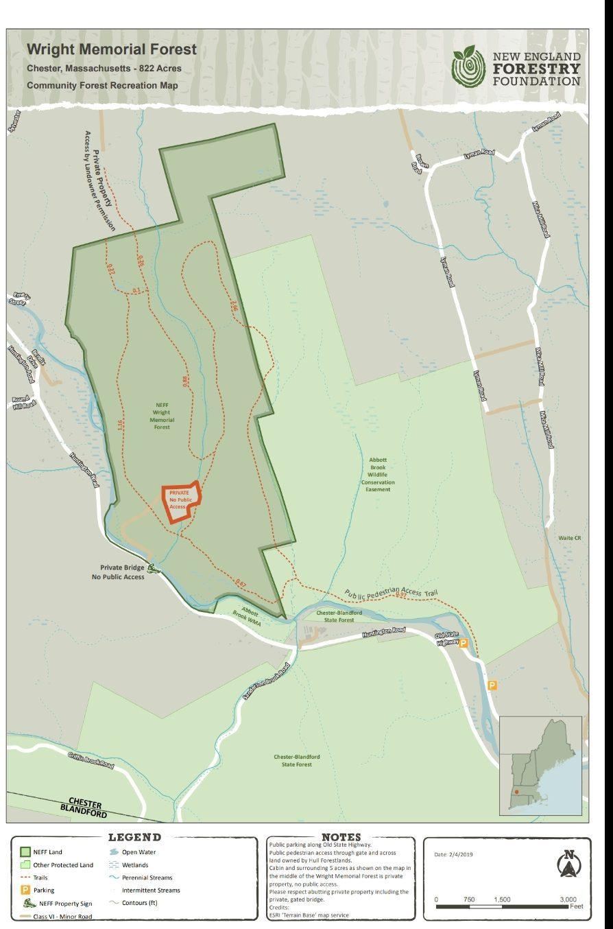 Chester Wright Memorial Forest jpg