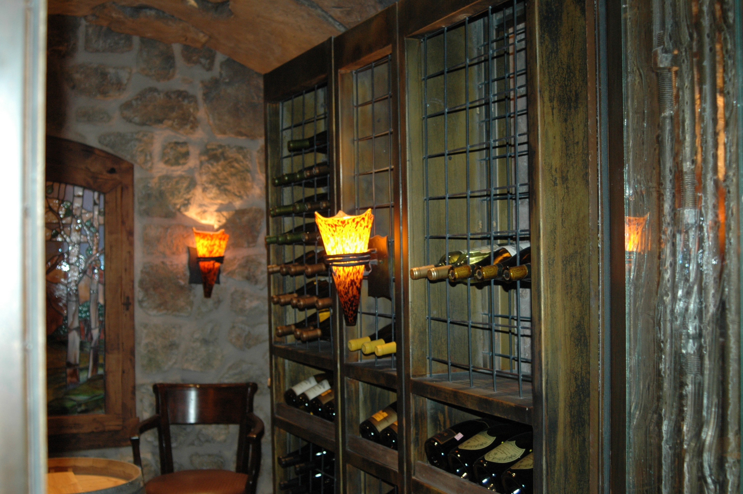 Wine Rooms Western Metal Products