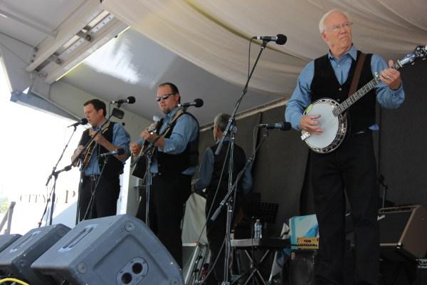 Prescott Bluegrass Festival Continues Sunday Video Daily Courier Az