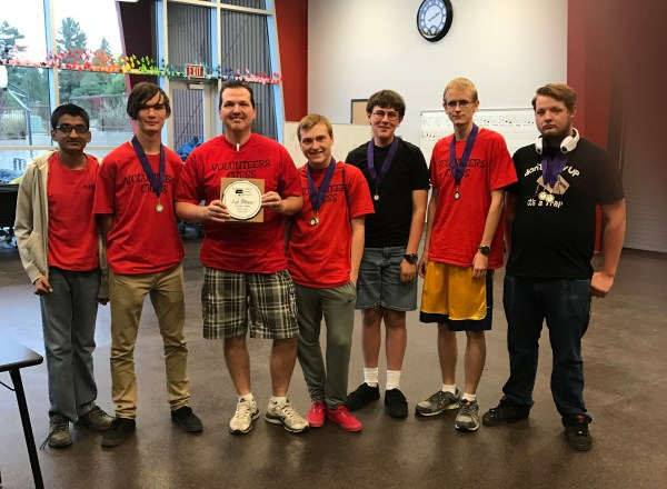 The Lee Williams Chess Gambit pays off Kingman Daily
